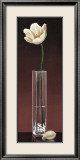 Tulpen-Haiku Kunstdrucke von Yuki Ross
