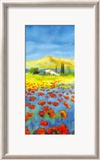 Poppies Forever IV Prints by Anton Knorpel