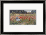 In Flanders Fields Poster von Robert William Vonnoh