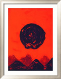 Naturstein Posters by Otto Piene