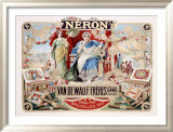Neron, Van de Walle Freres Framed Giclee Print