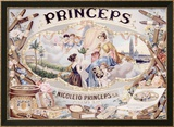 Princeps Cigars Framed Giclee Print