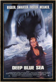 Deep Blue Sea Julisteet