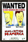 Beavis &amp; Butthead Do America Prints