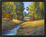Wondering Creek Art by Vicki Asp