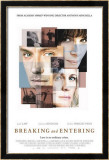 Breaking and Entering Plakat