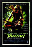 Tarzan And The Lost City Posters