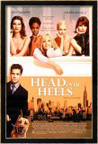 Head Over Heels Plakater