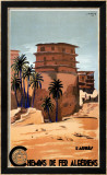 Chemins de Fer Algeriens Prints by L. Koenig