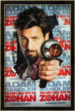 You Don't Mess With The Zohan Plakater