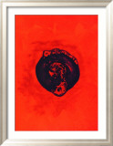 Traene Posters af Otto Piene