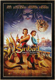 Sinbad: Legend Of The Seven Seas Print