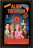 Alien Trespass Affiches