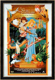 The Swan Princess Print