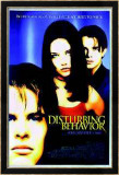 Disturbing Behavior Posters