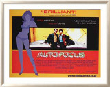 Auto Focus Poster
