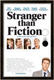 Stranger Than Fiction Posters