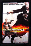 Transporter  The Mission Poster