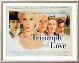 The Triumph Of Love Posters