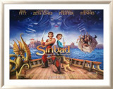 Sinbad Legend Of The Seas Print