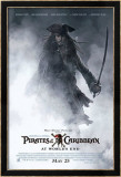 Pirates Of The Caribbean:At World's End Poster
