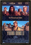 Young Guns Ii Posters