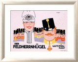 Der Feldherrnugel Framed Giclee Print by Klinger 