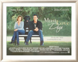 Must Love Dogs Affiche