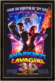 The Adventures Of Sharkboy And Lava Girl Posters