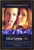 Thirteen Affiches