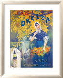 Eau d&#39;Orezza Framed Giclee Print by P. Ribera