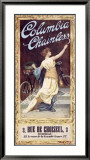 Columbia Chainless Framed Giclee Print by A. Romes