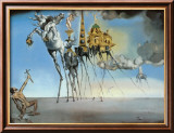 Die Versuchung des heiligen Antonius, 1946 Kunst von Salvador Dal&#237;