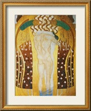 Diesen Kuss der Ganzen Welt Prints by Gustav Klimt