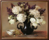 Hydrangeas and Stock Prints by Joe Anna Arnett