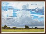 Thunderhead Limited Edition Framed Print by Jon Eric Narum