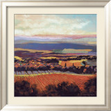 Tuscan Sunrise Prints by Dennis Rhoades