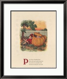 Peter, Peter Pumpkin Eater Poster by Mary LaFetra Russell