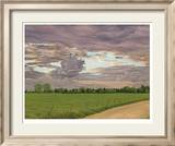 Backroad Limited Edition Framed Print by Jon Eric Narum