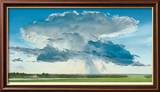 Blue Sky Limited Edition Framed Print by Jon Eric Narum