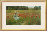 In Flanderns Field Kunstdrucke von Robert William Vonnoh