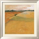 Gabriele Scherk - Landscape II Reprodukce