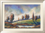 Tuscan Shadows I Print by Rossano 