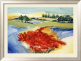 Nice Valley to Play In Art by Heinz Kirchner