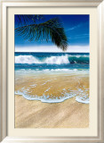 Palm Breezes I Prints by Jaqueline Kresman