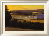 Quitsa Pond Martha&#39;s Vineyard Print by Sergio Roffo