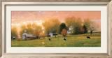 Fall Pasture Posters by Raymond Knaub