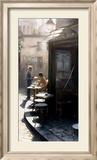 Au Clairon des Chasseurs Print by Andrei Krioutchenko