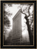 Flatiron, New York Affiches par Timothy Wampler