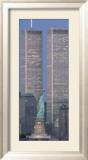 World Trade Center Art by Jerry Driendl